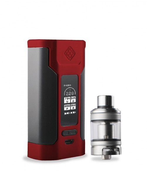 Predator 228 with Elabo Box Mod Kit by Wismec