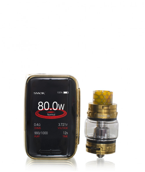 X-PRIV Baby 80w Temperature Control Box Mod by SMOK