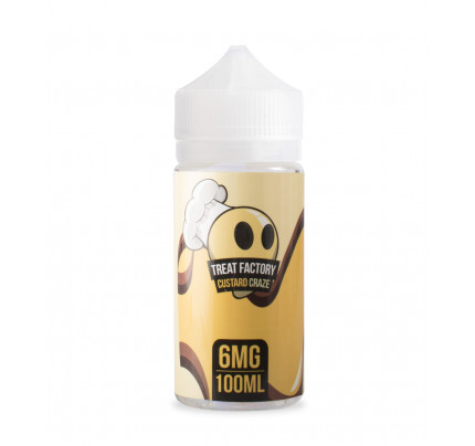 Custard Craze by Treat Factory E-Liquid