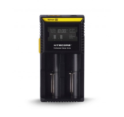 NiteCore D2 Digital Charging Bank