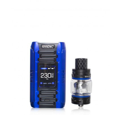 E-PRIV 230w Box Mod with TFV12 Prince Tank by SMOK