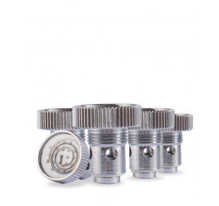 Evolve-D Dry Herb Dual Coil 5pk by Yocan
