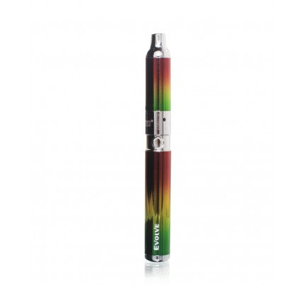 Evolve Rasta Edition Concentrate Kit by Yocan