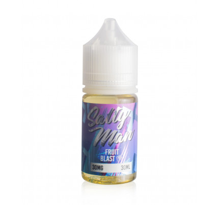 Fruit Blast Ice by Salty Man E-Liquid