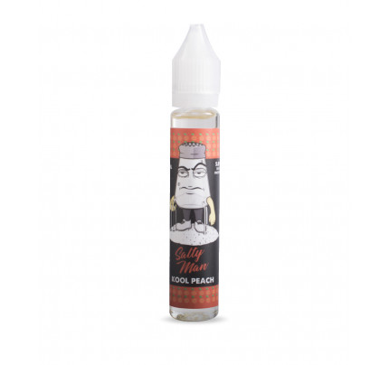 Kool Peach by Salty Man E-Liquid