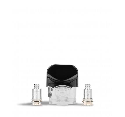 Nord Replacement Pod with Coils by SMOK