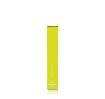 Melon Ice Disposable by PUFF Bar