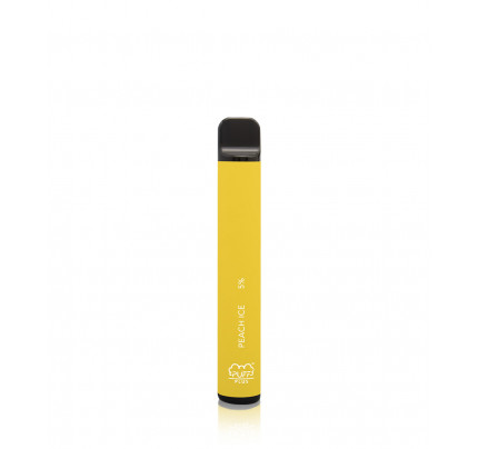 Peach Ice Disposable by PUFF Bar Plus