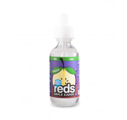 Iced Grape by Red's Apple EJuice