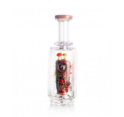 Renew the Redwood Puffco Peak Custom Glass by Empire Glassworks