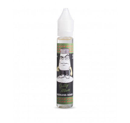 Seedless Sour by Salty Man E-Liquid