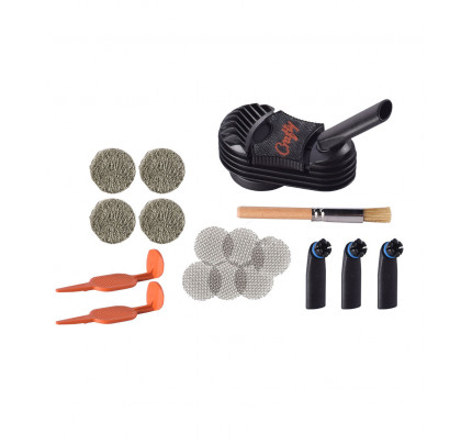 Crafty Vaporizer Wear and Tear Set