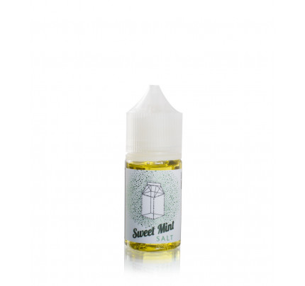 Sweet Mint Salt by The Milkman E-Liquid