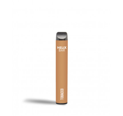 Tobacco Disposable by Helix Bar