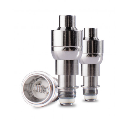 Type-C Dome Atomizer 3 pk by Wulf Mods