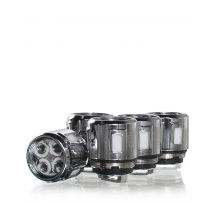 TFV8 Cloud Beast Baby Duodecuple Coils V8 Baby T12 5 pk by SMOK