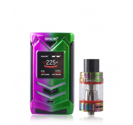 Veneno 225w Temperature Control Kit with TFV8 Big Baby Light by SMOK