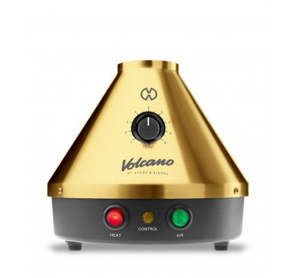 Classic Volcano Vaporizer Gold Edition by Storz and Bickel