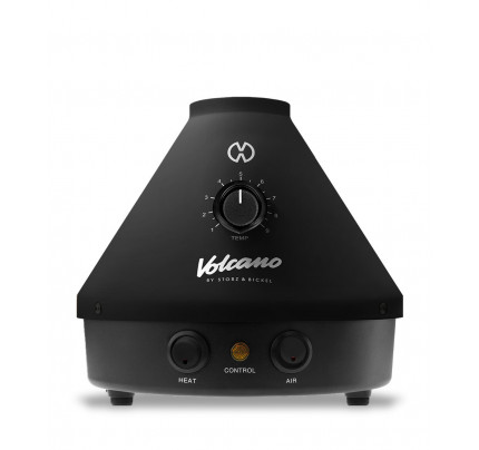 Classic Volcano Vaporizer Onyx Edition by Storz and Bickel