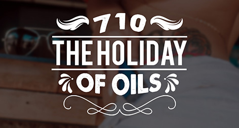 710 – The Holiday Of Oils