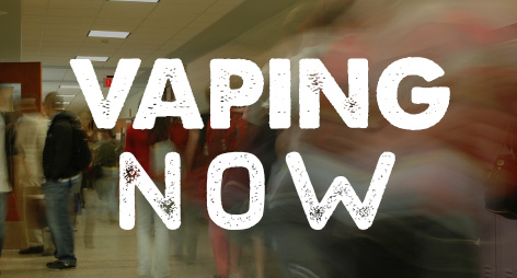 Vaping Now, The Rising Epidemic Among High School Teens