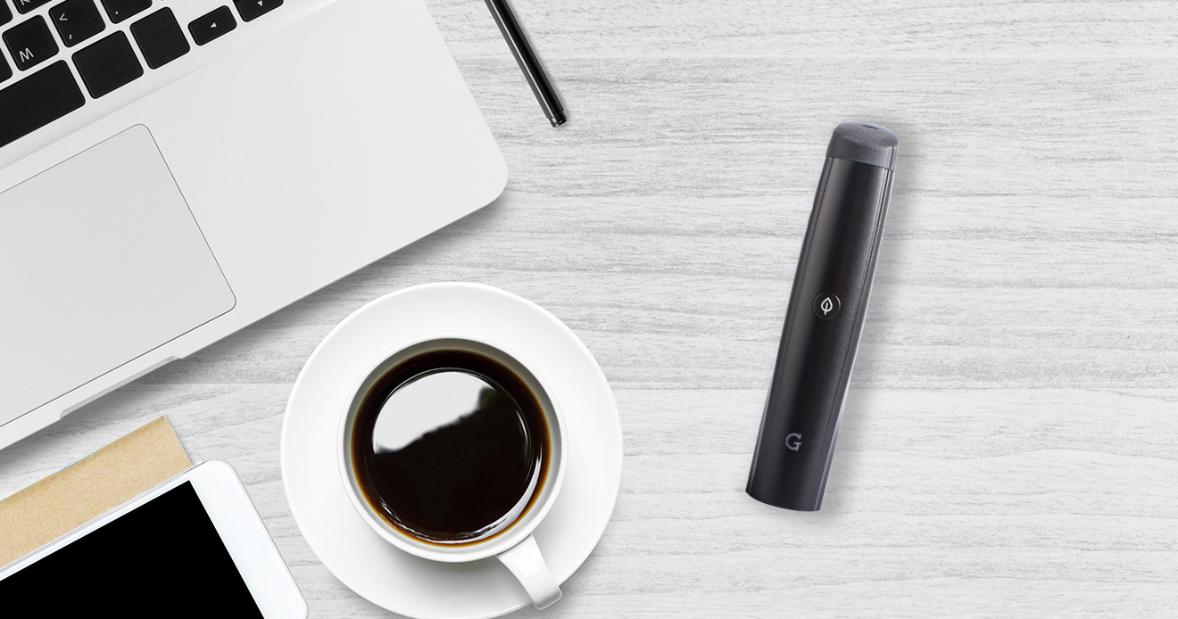GPen Pro laying on desk