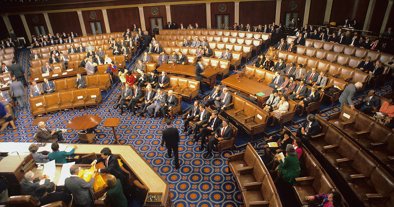 House of Representatives voting