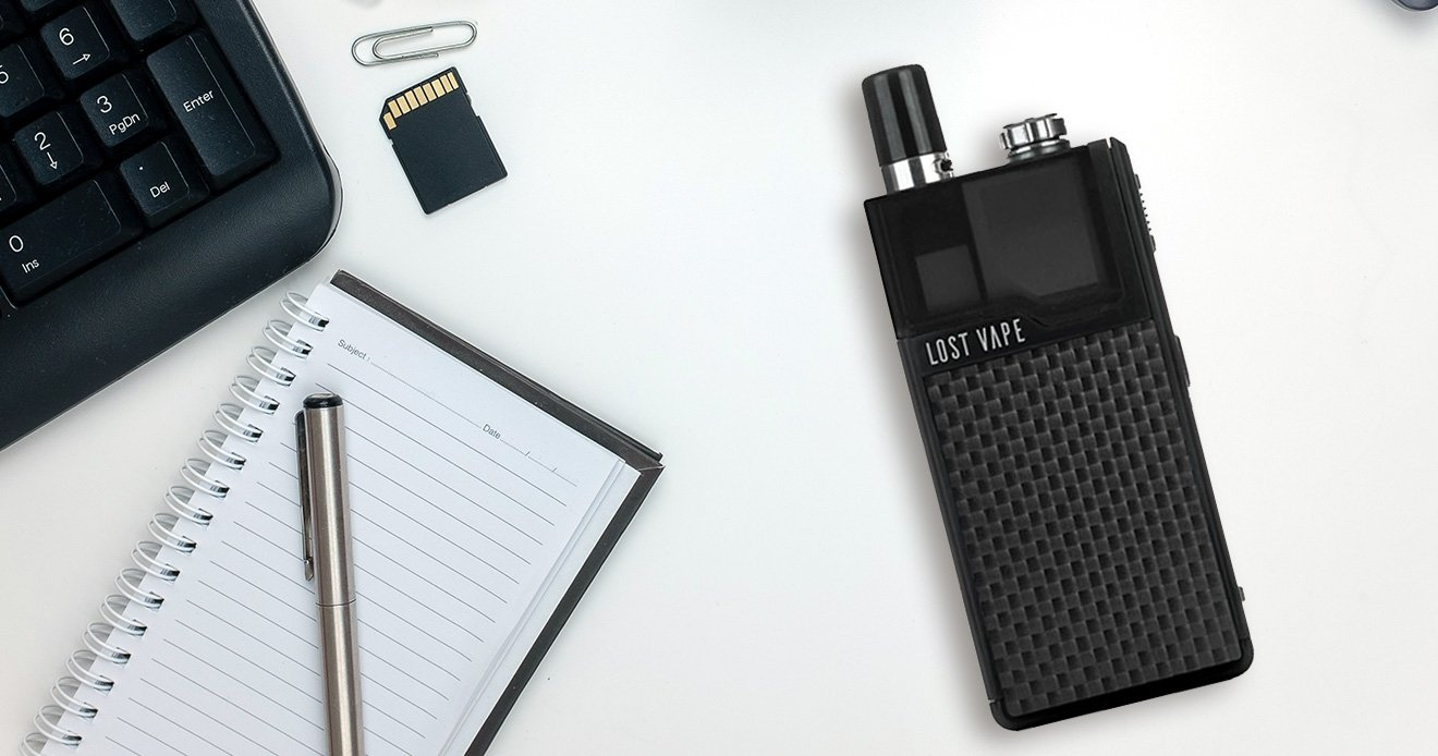Lost Vape Orion DNA 40 Watt