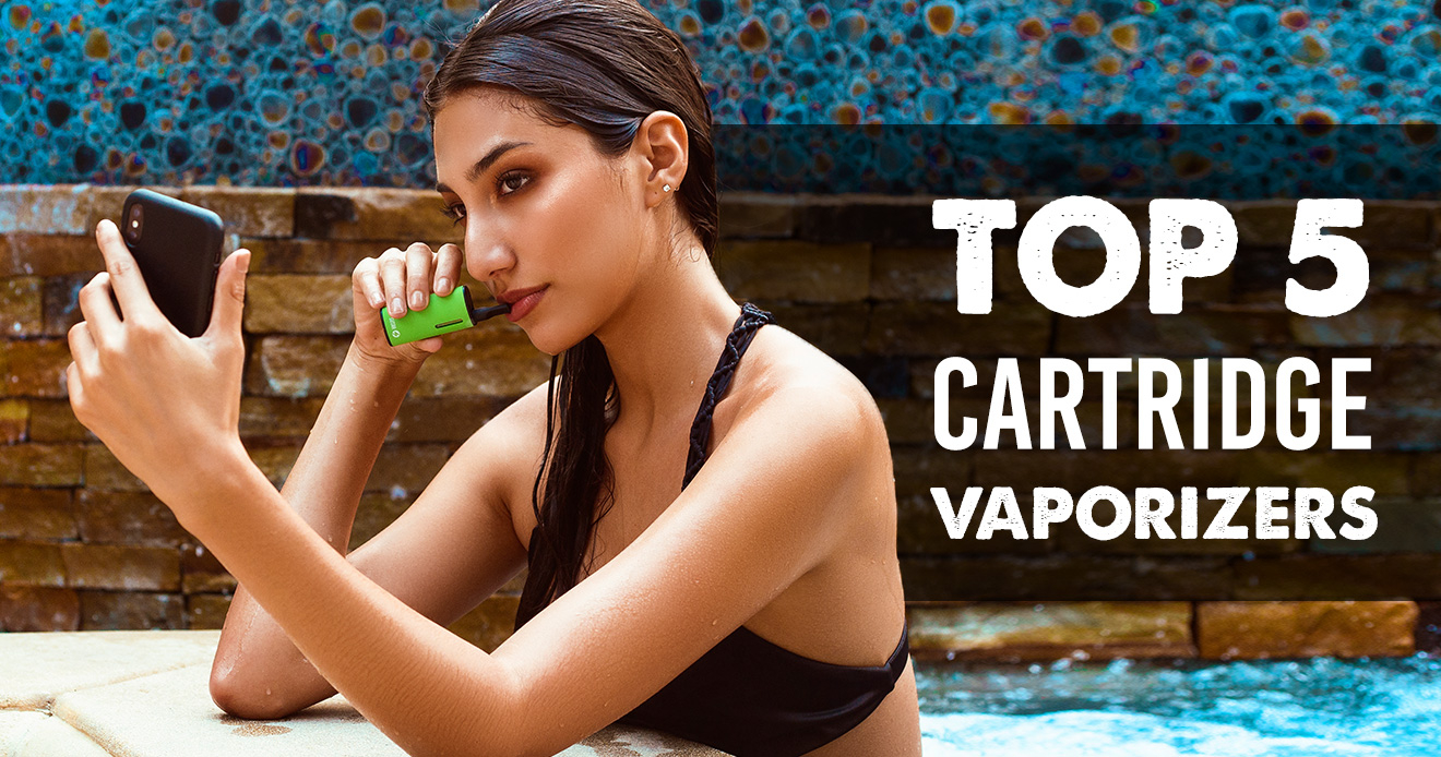 The Top 5 Cartridge Vaporizers