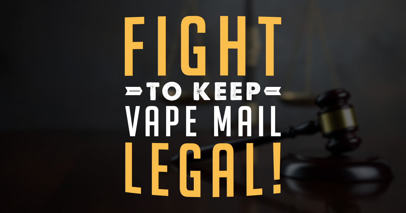 Keep vape mail legal blog