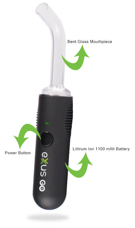 Exxus GO Battery Overview
