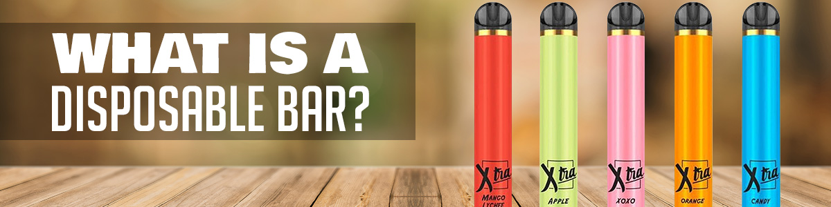 Xtra What is a Disposable Bar