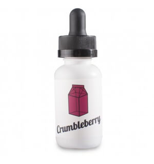Crumbleberry by The Milkman E-Liquid