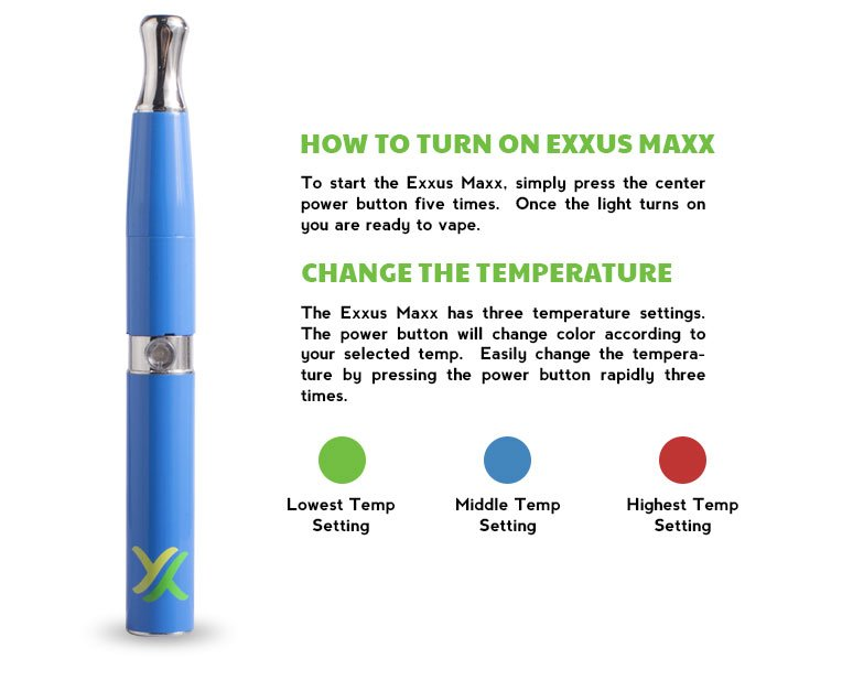 Exxus Maxx Instructions