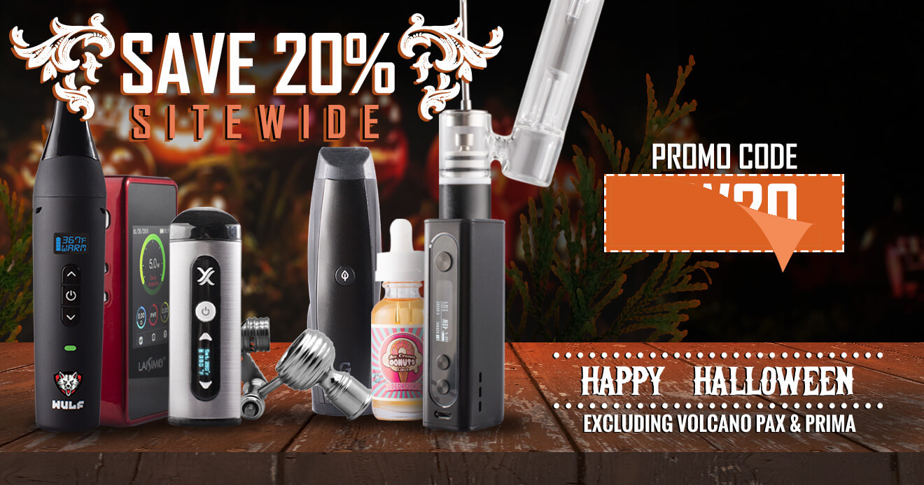 Save 20% Off Site Wide