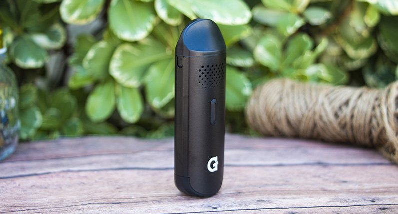 GPen Dash standing on wooden table