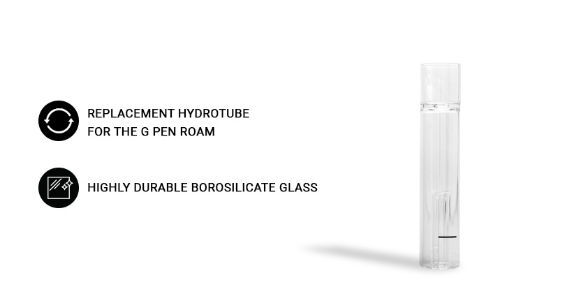 Roam Replacement Glass Hydrotube key features