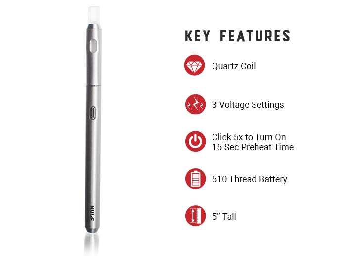 SLK Key Features