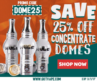Concentrate Domes