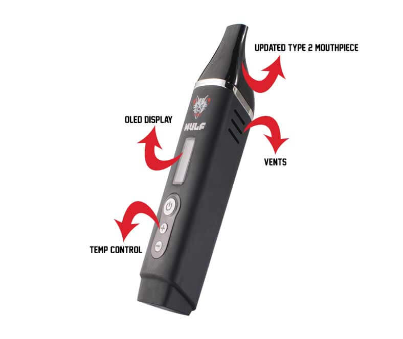 Wulf Vape SX Controls Overview