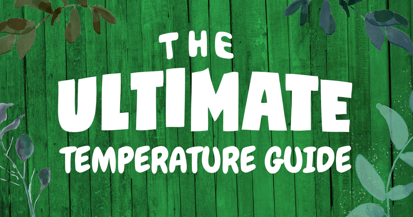 Ultimate Temperature Guide