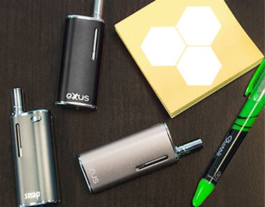 Concentrate vape pens