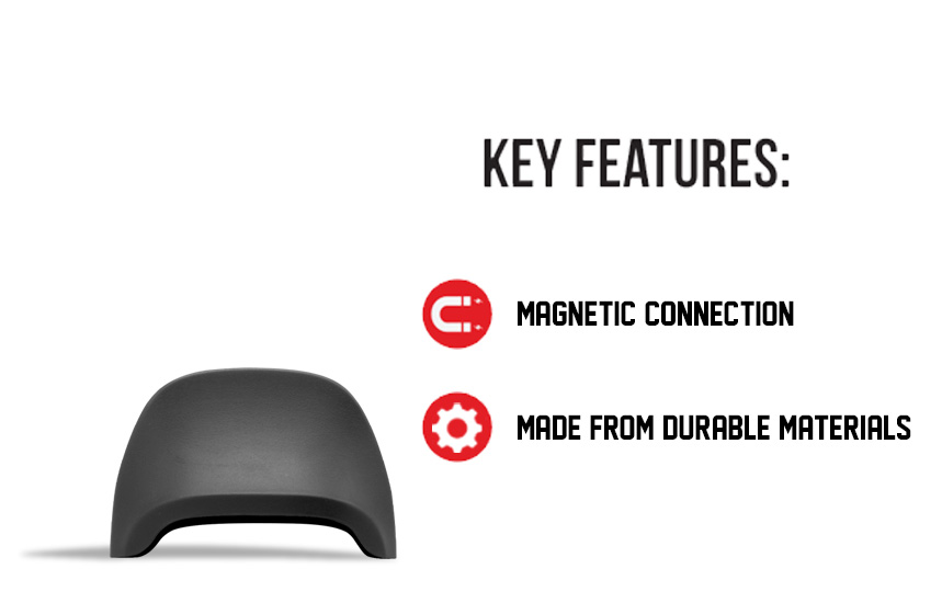Key features of the Wulf Next Replacement Mouthpiece