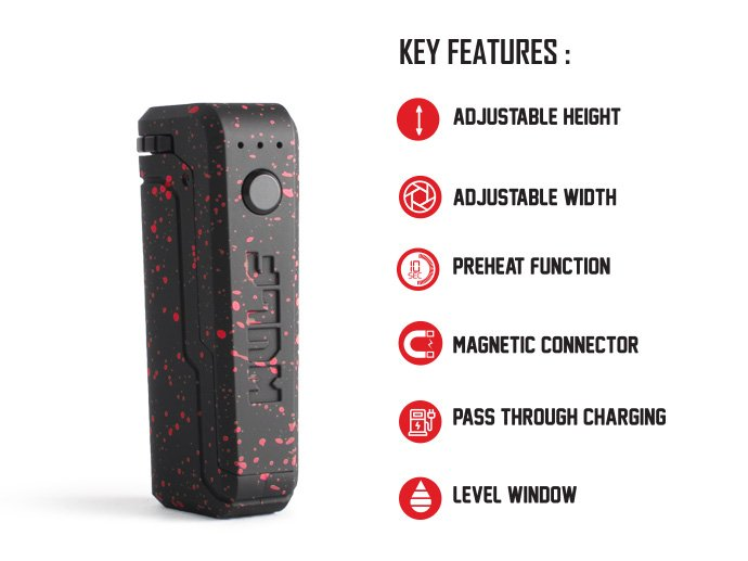 Wulf Uni Key Features
